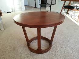 mid century modern end tables home