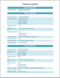 agenda template word professional agenda templates for ms word document templates