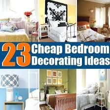 bedroom decorating ideas cheap. Cheap Diy Decorating Ideas For Bedroom Decoration Decor On . C