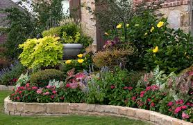 Small Picture Ideas For Flower Gardens Garden Design Ideas