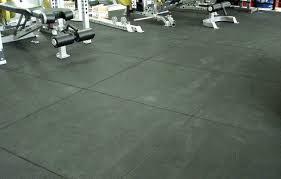 rubber flooring for gyms dubai designs