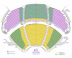 Ka Las Vegas Seating Chart Best Picture Of Chart Anyimage Org