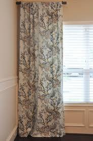 Diy No Sew Curtains Diy 20 No Sew Curtain Liners Honey Were Home