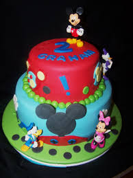 Best Mickey Mouse Clubhouse Birthday Cake 2015 Wedding Academy