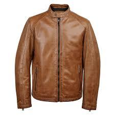Light Brown Leather Jacket Mens Luke Men S Tan Leather Jacket