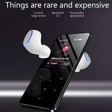 Online Shop MP4 <b>player</b> with <b>bluetooth</b> Metal touch screen <b>MP3</b> ...