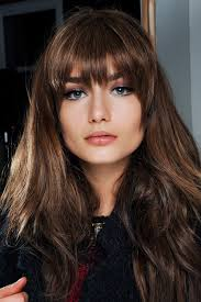 Long Hairstyles Long Layered Hairstyles With Bangs For Round