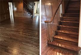 hardwood floor refinishing resurfacing