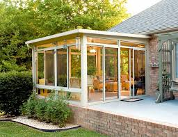 a complete guide for adding a sunroom