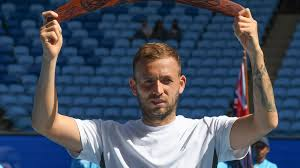 Dan Evans wins first ATP Tour title defeating Felix Auger-Aliassime in  final ahead of Australian Open | Tennis News
