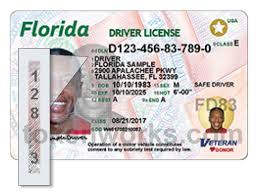 Florida Idscanner New Tokenworks Driver's License Numbers Aamva - By Inc com