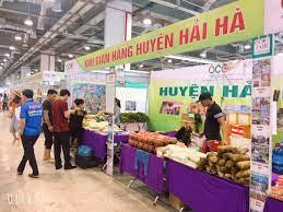 Hải Hà tham gia Hội chợ OCOP tỉnh Quảng Ninh - Hè 2019