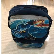 LEGO NINJAGO Jay Starter Plus School Bag / Backpack, Babies & Kids, Going  Out, Diaper Bags & Wetbags on Carousell