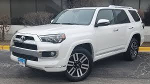 2018 toyota 4runner limited the daily