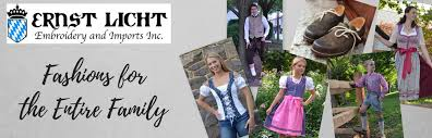 Ernst Licht: German Clothing Store | German Import Products