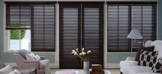 wood blinds.  Wood Dark Wood Blinds With W