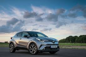 toyota c hr review. flowing - the fluid design and driving dynamics of toyota c-hr crossover are impressive c hr review