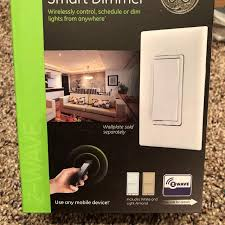 ge wave wireless. GE Z-Wave Wireless Smart Lighting Control Dimmer, In-Wall, Includes Ge Wave Wireless U