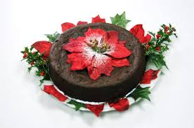 The Proof is in the Christmas Cake Food