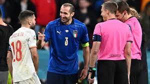 EM 2021: Giorgio Chiellini ist das Herz der Italiener – und ohne Verein -  Fussball - Bild.de