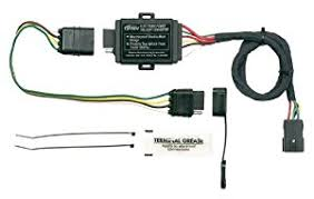 amazon com hopkins 11143875 plug in simple vehicle to trailer hopkins 11143875 plug in simple vehicle to trailer wiring kit
