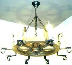 outdoor candle chandelier hanging garden chandeliers canada