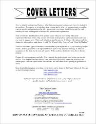 Non-Job Specific Cover Letter Examples New Cover Letter No Job ...