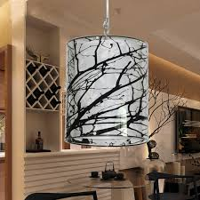 Patterned Lampshades Inspiration Beautiful Patterned Lamp Shade Design Ideas Collection Leaf