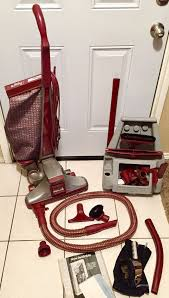 kirby vacuum cleaner with attachments and owners manual everything works and is in good condition in murphy tx offerup