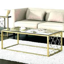 living room glass tables gold and glass coffee table gold and glass table gold glass end living room glass tables