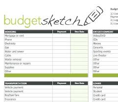 Household Budget Spreadsheet Template – Carloseduardo.co
