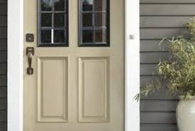 many styles and colors of entry doors are available to personalize your home