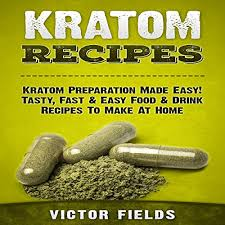 Kratom Recipes by Victor Fields | Audiobook | Audible.com