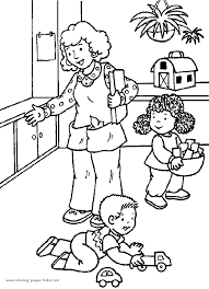 Small Picture Printable Coloring Pages Educational Coloring Pages