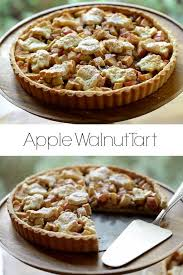 Apple Pie With Raisins And Walnuts Entertaining With Beth