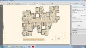 vasant typical floor plan 1st to 7th