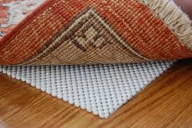 carpet non slip underlay. firm hold non slip rug pad-for hard floor surfaces carpet underlay t