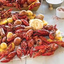 sweet and y crawfish boil
