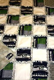 seahawks baby blankets baby rag quilt baby blanket baby blanket toddler bedding sports quilt blanket made seahawks baby blankets