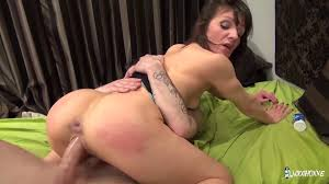 La Cochonne Hot hard pussy and ass fuck with amateur French.