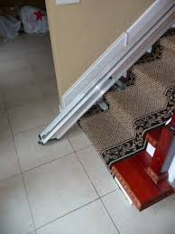 stairlift folding hinged tracks solve that walkway obstruction issue Stannah Stair Lift Wiring Diagram meditek stairlift with folding hinged track down stannah stair lift circuit diagram