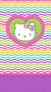 Kawaii Wallpaper, Hello Kitty Wallpaper, Wallpaper Backgrounds, Desktop  Wallpapers, Kitty Cats, Minnie Mouse, Ash, Sticker, Rainbows