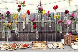 and creative garden wedding