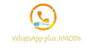 دانلود برنامه واتساپ پلاس مود WhatsApp+ JiMODs 7.90 اندروید