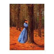 the initials by winslow homer art gallery oil painting reions