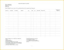 Mileage Log Book Template Fresh Sign Out Sheet Spreadsheet In