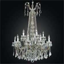 large foyer chandelier old world iron 543af15lbg 3c