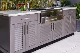 remarkable outdoor kitchen cabinets and outdoor kitchen cabinets brown jordan outdoor kitchens