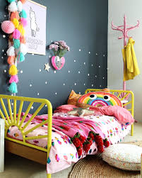 decoration girls kids room cloudy with a chance of rainbows