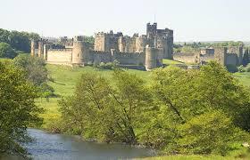 Berwyvk Castle Northumberland, Berwyck Castle, Castles, Castle, Ancestors Homeland